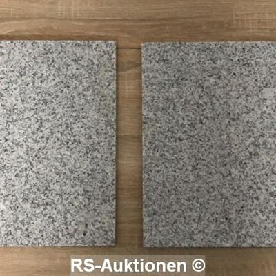 (No. 614) Auktion Granitfliesen