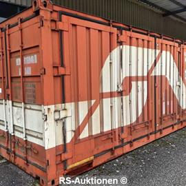 (No. 684) Auktion Container