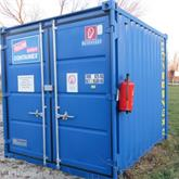 10-Fuss Lagercontainer CONTAINEX