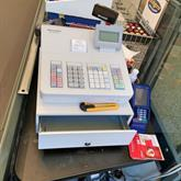 Registrierkasse Sharp XE-A207W