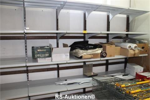 lagerregal ca 6 lfm objektdetail roucka schuster betriebsverwertung gmbh. Black Bedroom Furniture Sets. Home Design Ideas
