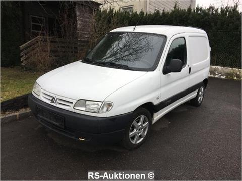 LKW CITROEN Berlingo MB/MC/BWJYB, FIN: VF7MBWJYB65872251