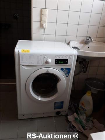 Waschmaschine Indesit 7 Kg Profisniper
